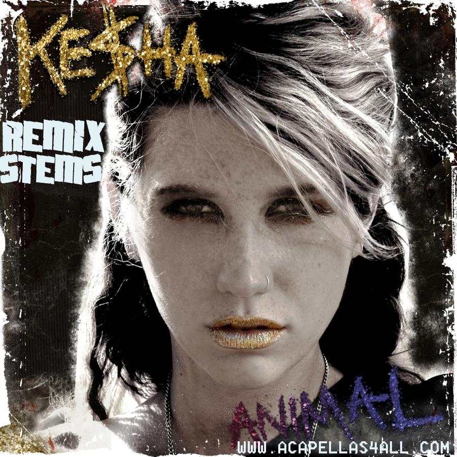 Second set of stems from Kesha