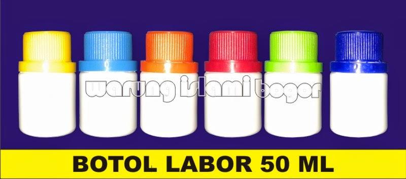 Jual Botol Agro Pupuk Cair HDPE 50ml