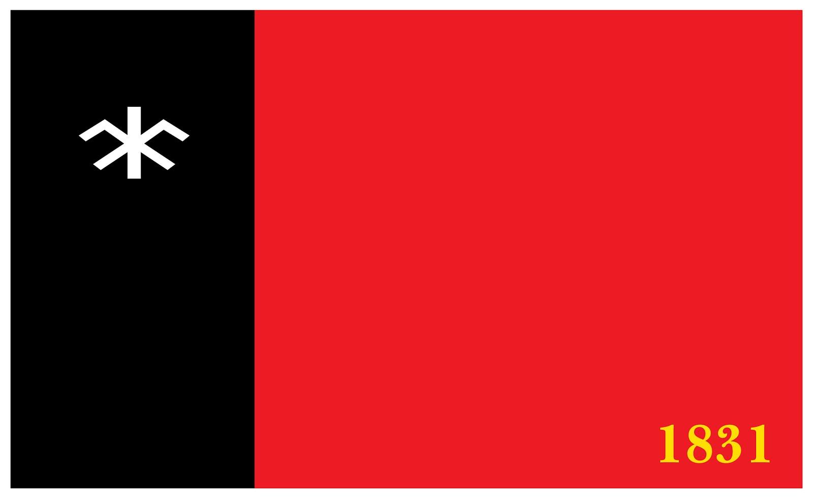Yr Aflonyddwch Mawr Flag