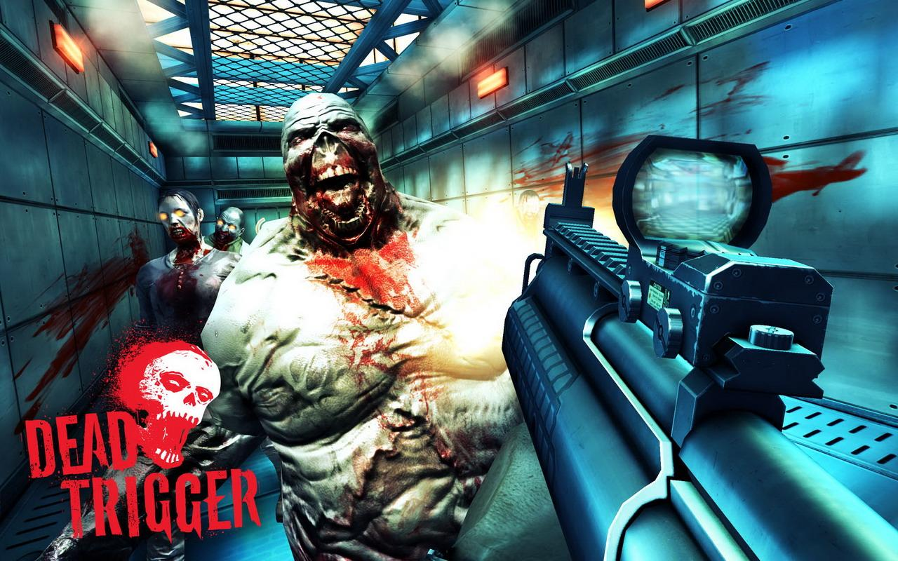 DEAD TRIGGER v1.9.5 Mod Apk (Money)