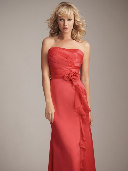 To add extra beauty to your wedding you need great bridesmaid dresses to