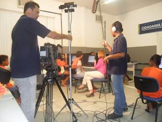 Blog de andreluizichu : REPÓRTER ANDRÉ LUIZ - ICHU - BAHIA - (75) 8122-4970 - DEUS É FIEL - EMAIL: andreluizichu@hotmail.com, Ichu: Equipe da TV Subaé visitou o Centro São João de Deus em Nova Esperança