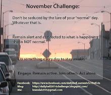 NOVEMBER Challenge
