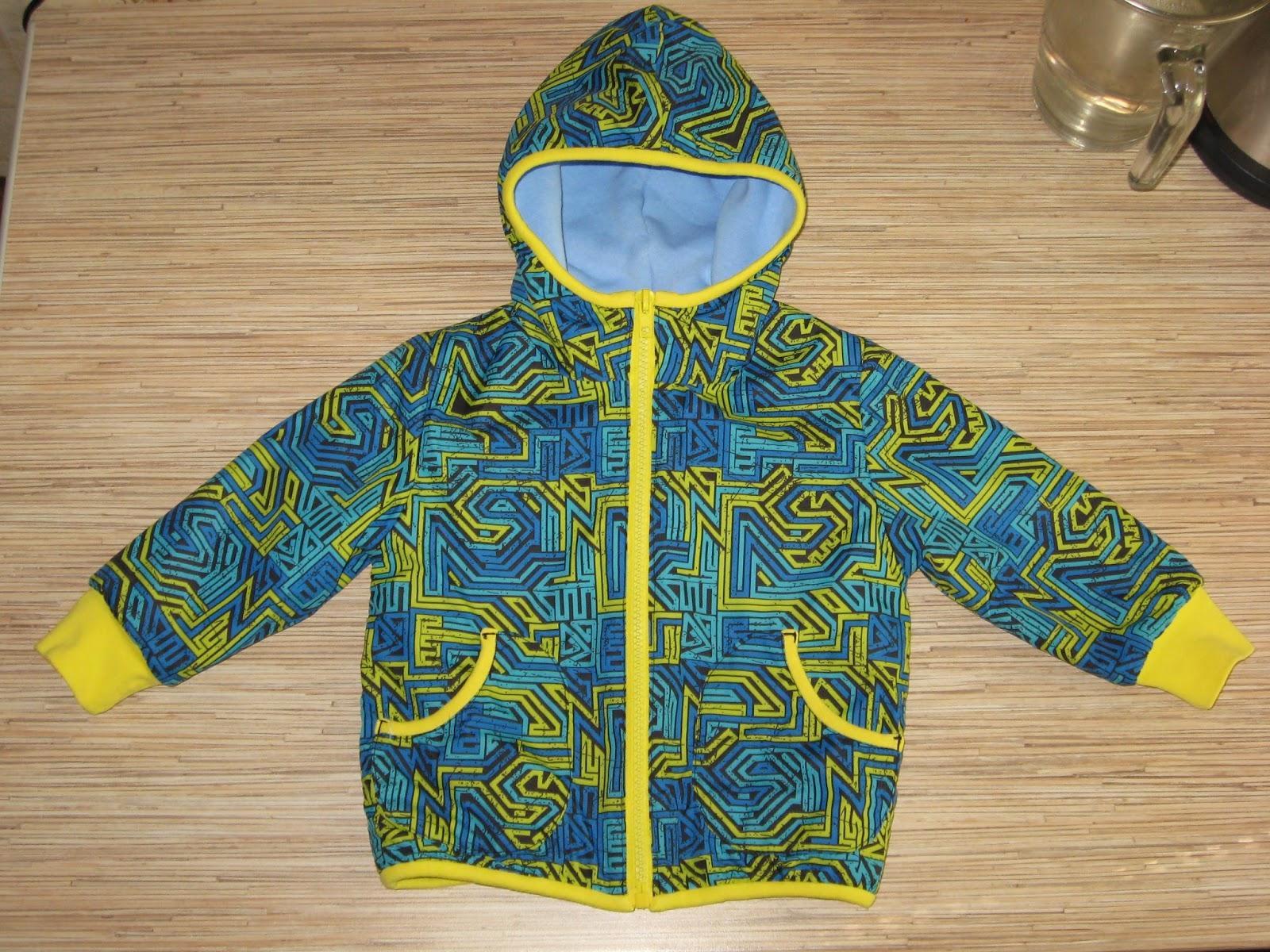 Детская куртка своими руками (на) 15