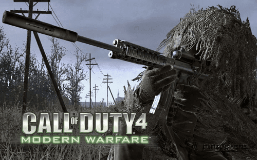 Call of Duty 4 Modern Warfare Full RIP PC 1