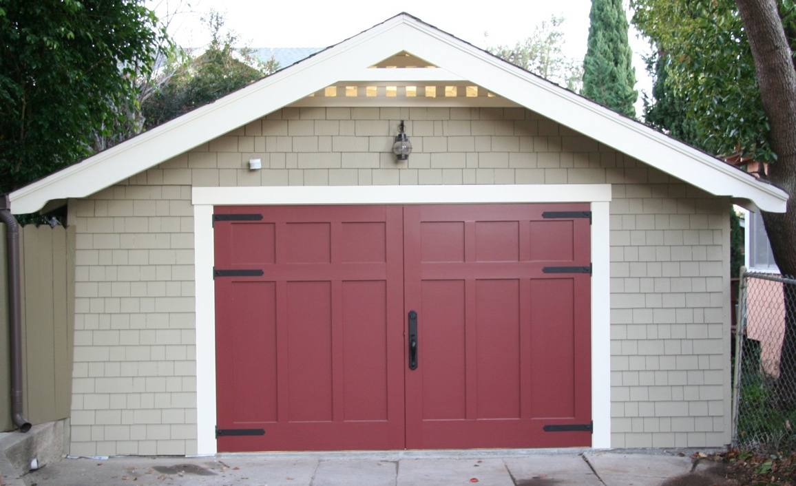 Light weight news march 2012 for Swing out garage doors price