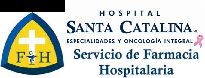 Servicio de Farmacia Hospitalaria. Hospital Santa Catalina