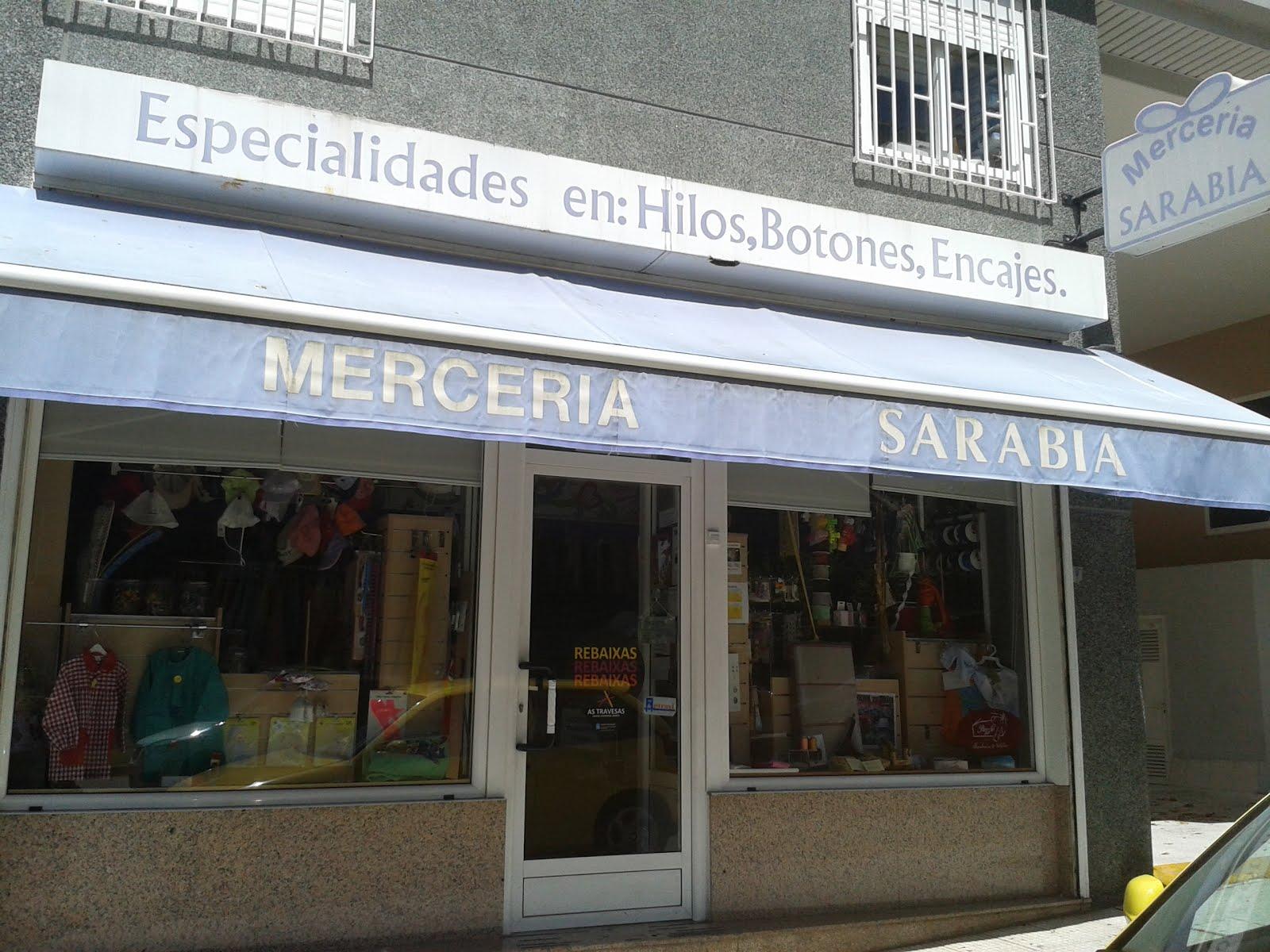¡Yo compro en Mercería Sarabia!