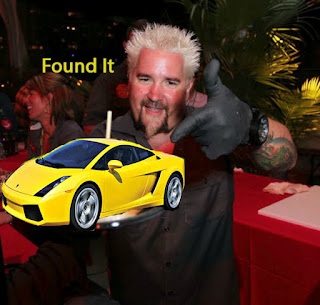 Guy Fieri Lamborghini