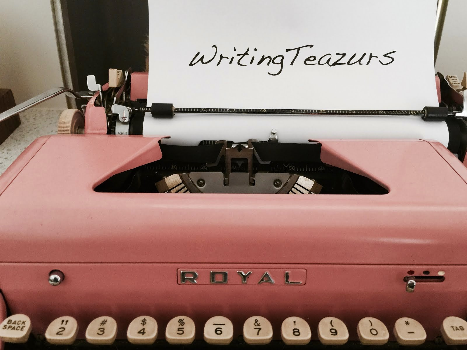 WRITING TEAZURS