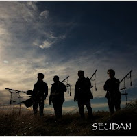 seudan highland pipes album cover