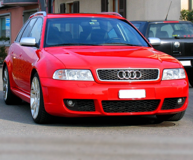 Audi RS4 Self Study information Manual   Service Manual guide