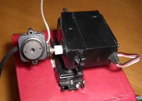 servomotor wireless PIC18F2550