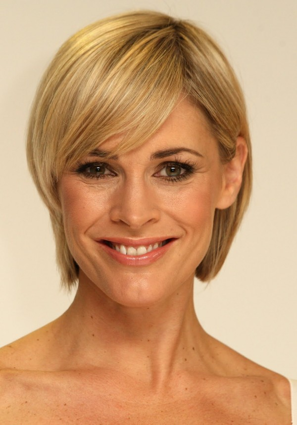 The Terrific Easy Hairstyles For Short Celebrity Hair Pics