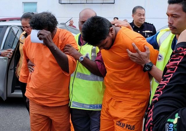 Kes bunuh 4 individu di Tapah: 2 beranak disambung tahanan reman
