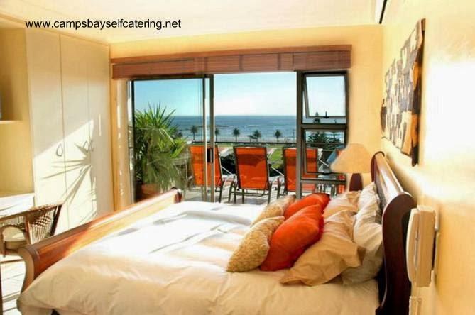 Dormitorio de residencia turística en Sudáfrica
