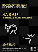 SARAU DE GINÁSTICA NO DIA 25 DE ABRIL