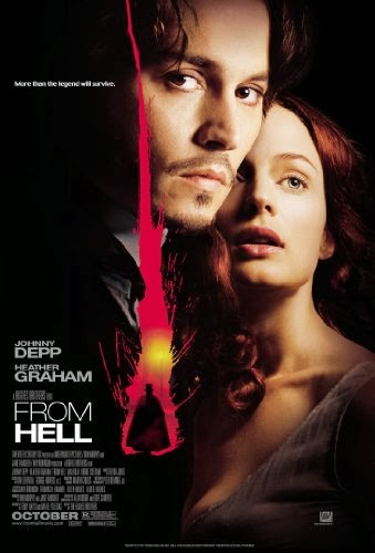 From Hell Blu ray