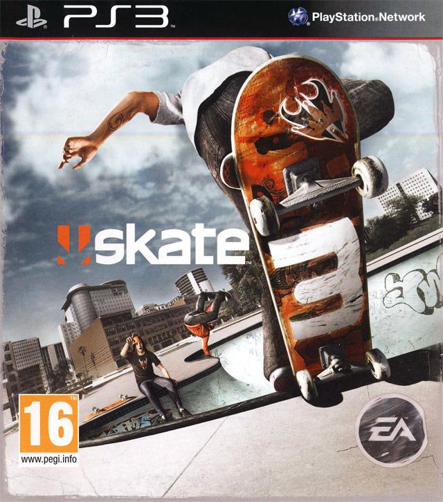 Download Skate 3 PS3 Free DOWNLOAD GAMES FREE