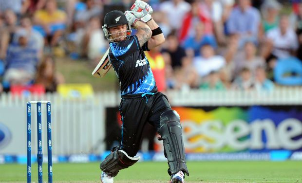 Brendo McCullum Top Run Scorer in T20