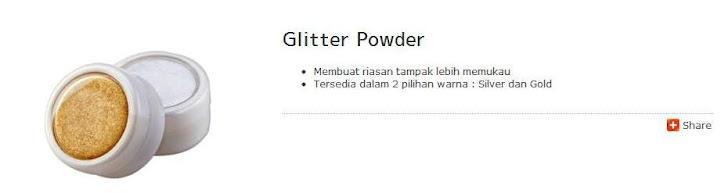 Glitter Powder -$12