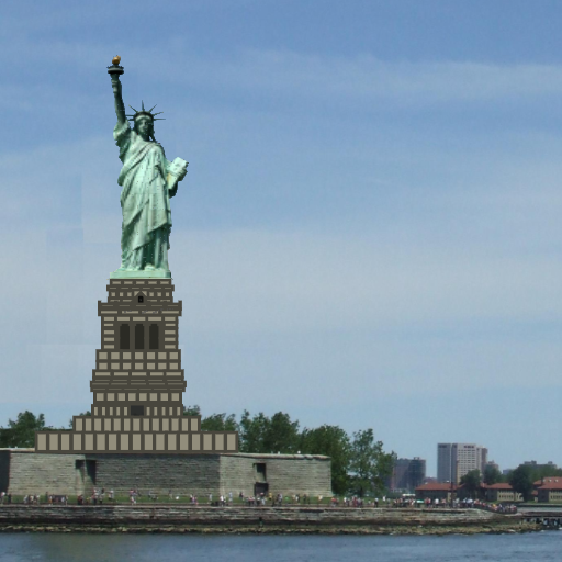 Best Place To See Statue Of Liberty From Car
