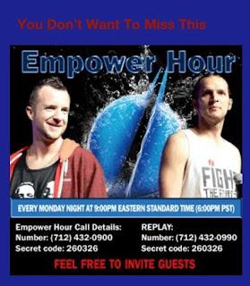 Empower Network Empower Hour