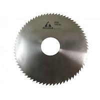 Ejemplo de cuña: sierra radial