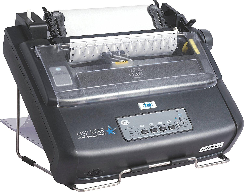 Tvs printers service