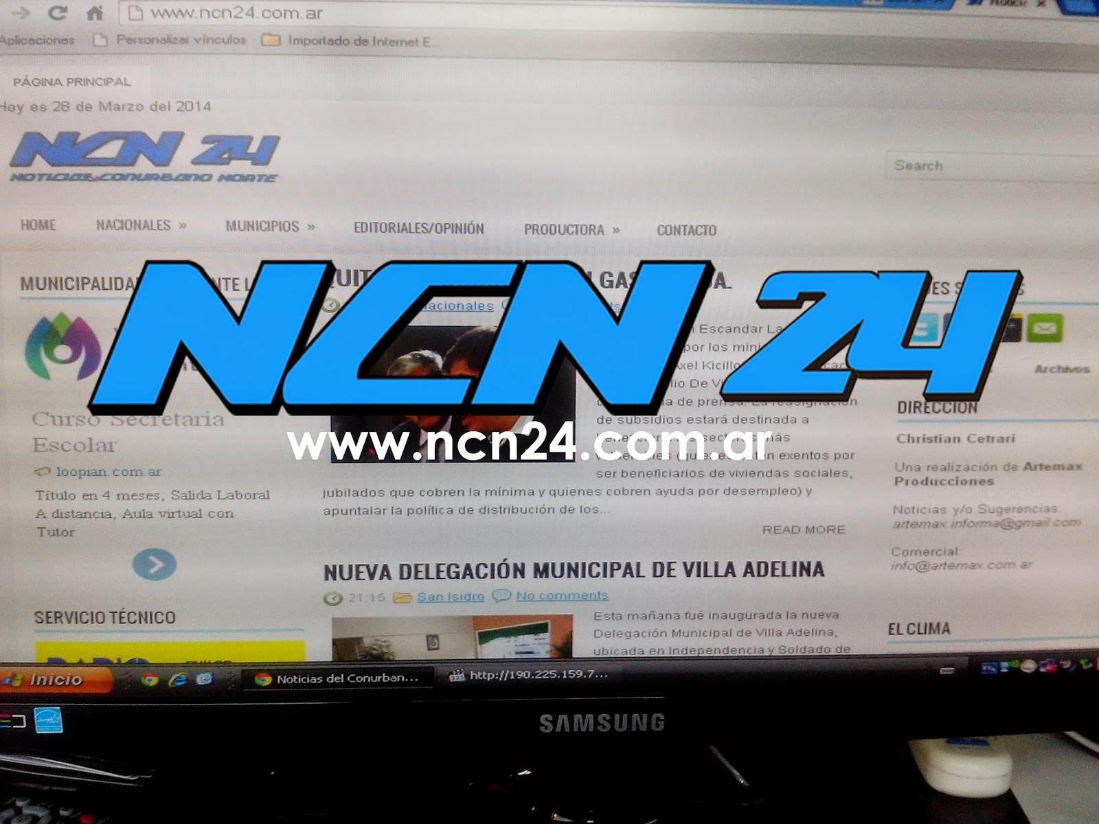Noticias del Conurbano Norte