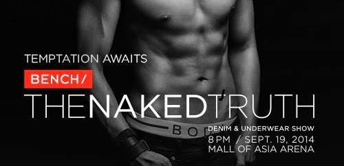 Watch Photos of Naked Truth event of Bench Clothing by KathNiel, Marian Revera, Jake Cuenca, Tom Rodriguez, Kim Chiu, Paulo Avelino and More