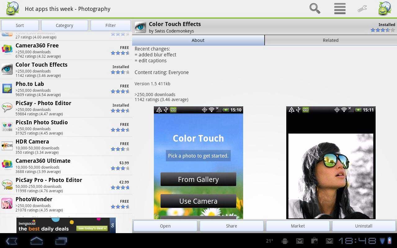 Never android market app download apk tablet PowerDVDCyberLink