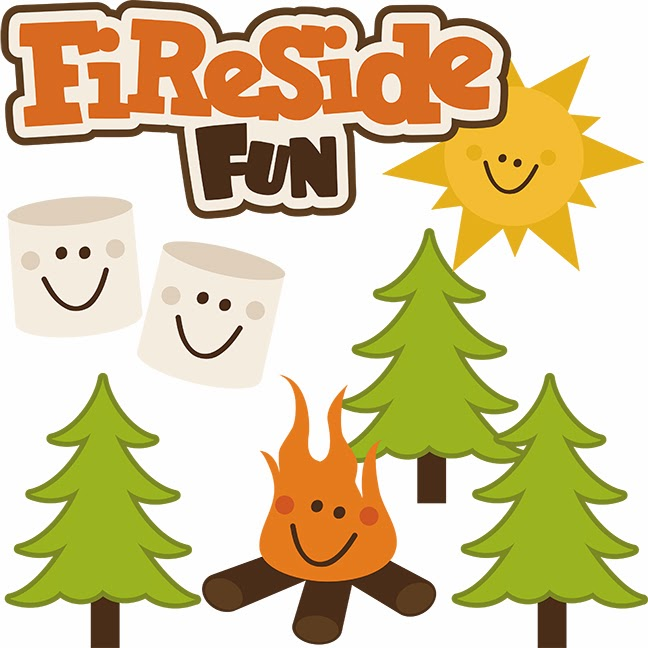 Fireside Fun by Miss Kate Cuttables