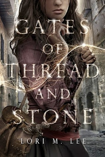 https://www.goodreads.com/book/show/17904985-gates-of-thread-and-stone