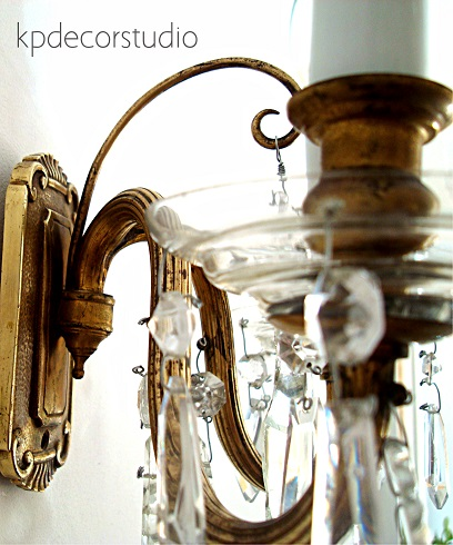 Venta de lámparas clásicas de lágrimas y brazos araña