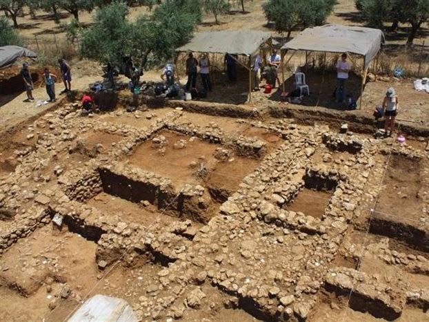 Αρχαιοκάπηλοι «χτύπησαν» την Ζώμινθο