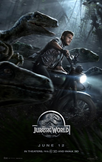 """Jurassic World (2015)"" movie review by Glen Tripollo"