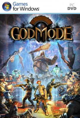 God Mode PC Cover