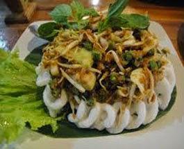 resep praktis dan mudah membuat (memasak) makanan karedok spesial khas sunda enak, lezat