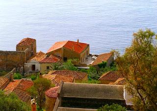 Seashore village