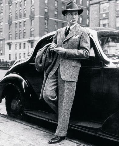 1930s Masculine Elegance #30s #menswear #vintage #mens #fashion #1930s