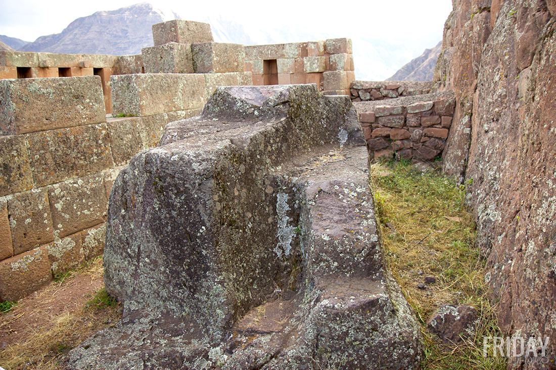 Incan Temple- Alter