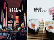 Supermarket - Sushi mit Gari