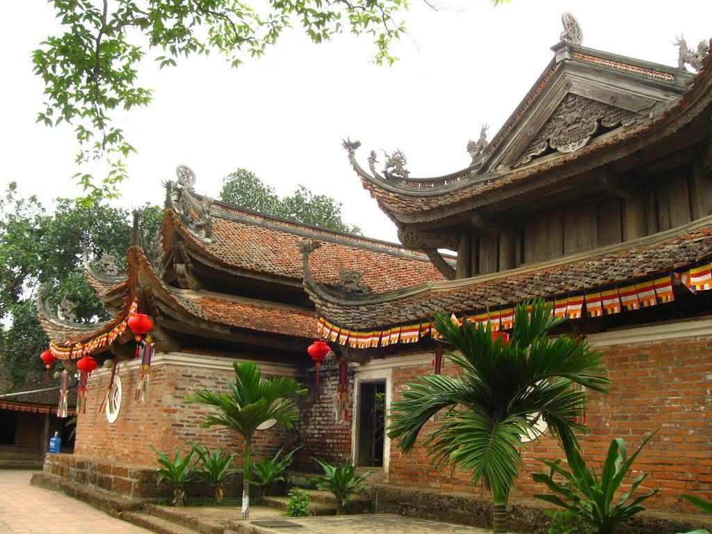Cho thuê xe đi Hội chùa Tây Phương, Thạch Thất Hà Nội giá rẻ