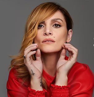 """Η Ελεωνόρα Ζουγανέλη στο """" Αnodos Live Stage"""" από 1/2 κάθε Σάββατο και Κυριακή"""