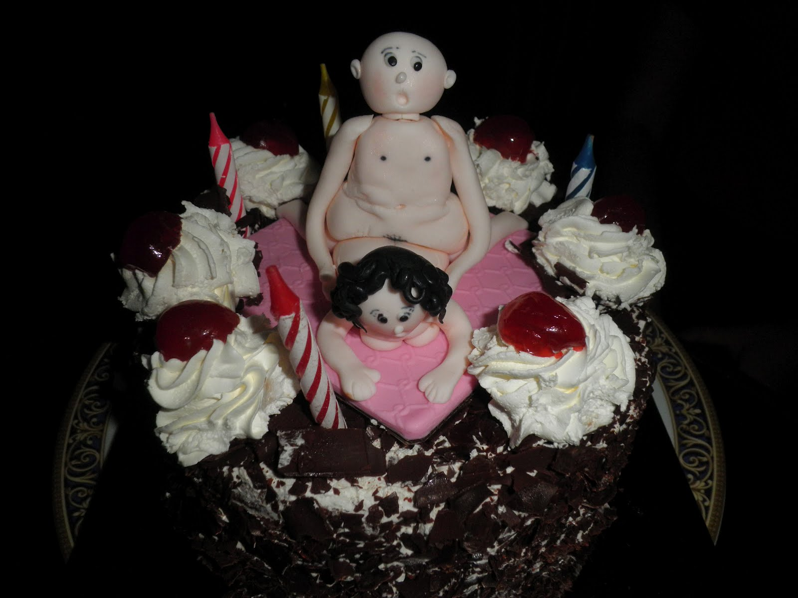 Naughty Bday Cake Images : ceploktelor: NAUGHTY CAKE