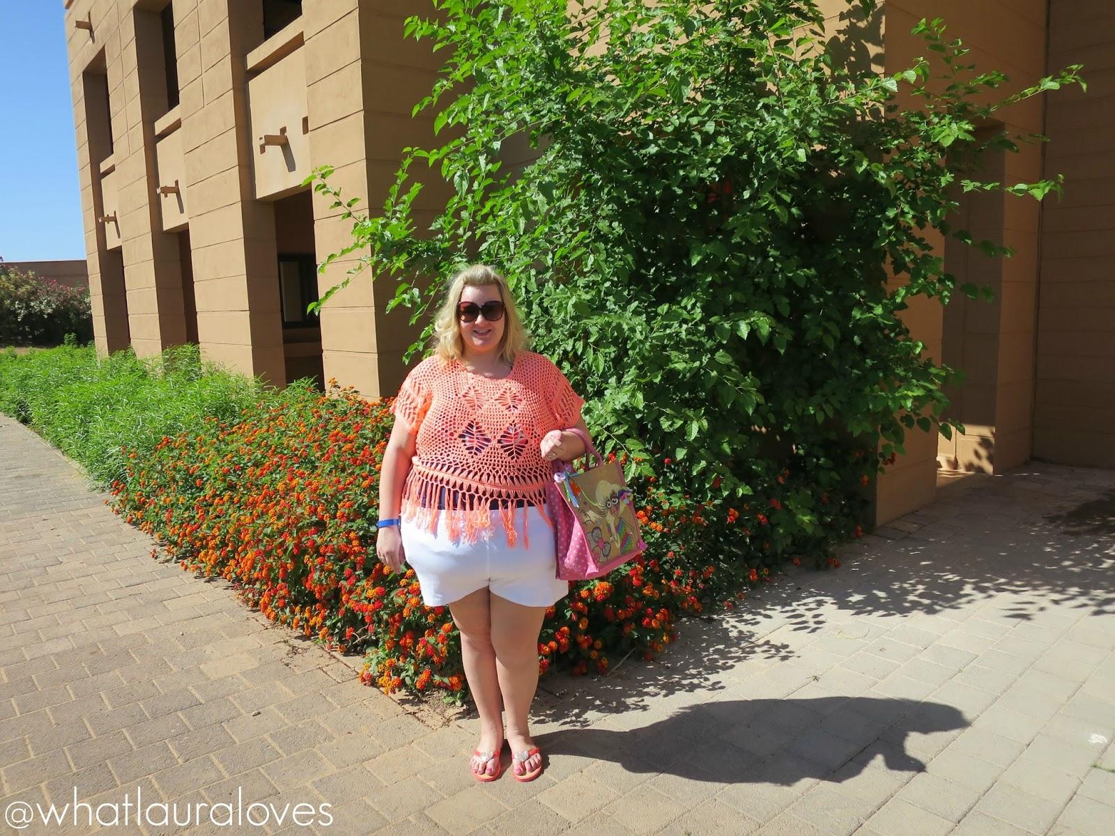 Plus Size Summer Holiday Lookbook