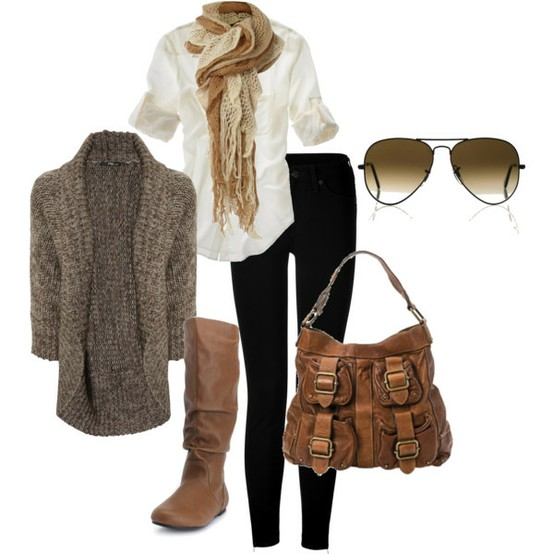 Oh One Fine Day Winter Fashion