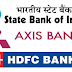 Direct hiring for Axis bank, HDFC,SBI Bank || Salary: Rs 1.5 - 3.5 Lakh/Yr