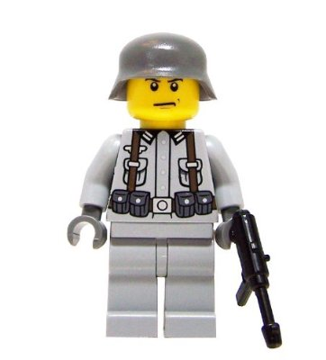 Minibigs minifig blog stock update german soldier wwii - Lego avion de guerre ...